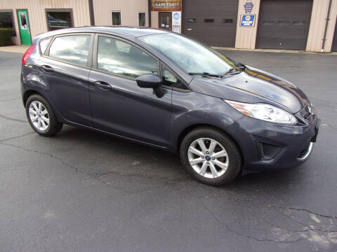 2012 Ford Fiesta for sale at Dave Thornton North East Motors in North East PA