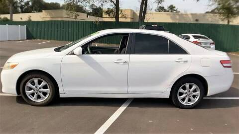 2011 Toyota Camry for sale at Progress Auto Sales in Durham NC