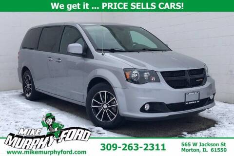 2018 Dodge Grand Caravan for sale at Mike Murphy Ford in Morton IL