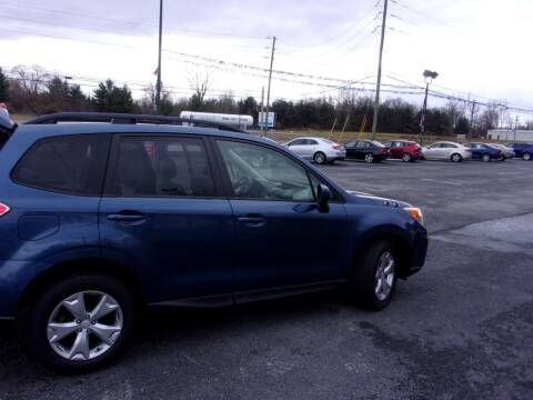 2014 Subaru Forester for sale at Birmingham Automotive in Birmingham OH