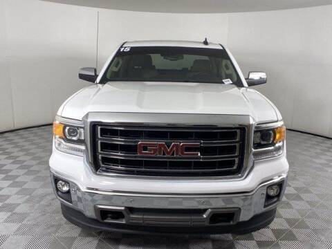 2015 GMC Sierra 1500 for sale at CU Carfinders in Norcross GA