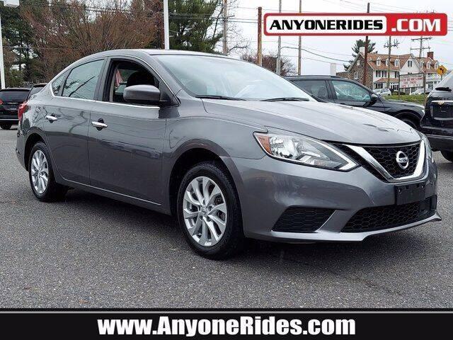 2019 Nissan Sentra for sale at ANYONERIDES.COM in Kingsville MD