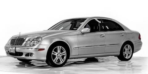 2006 Mercedes-Benz E-Class for sale at Houston Auto Credit in Houston TX
