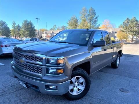 2014 Chevrolet Silverado 1500 for sale at CarDen in Denver CO
