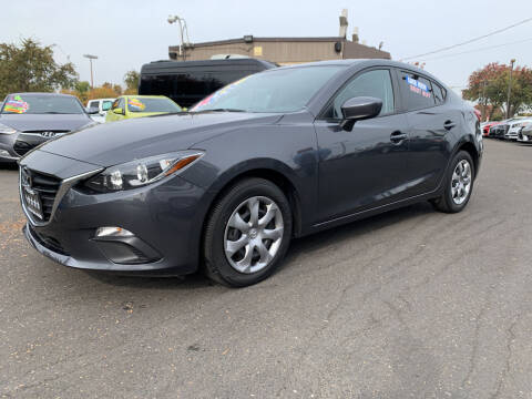 2016 Mazda MAZDA3 for sale at 5 Star Auto Sales in Modesto CA