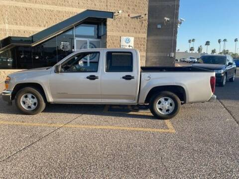 2004 Chevrolet Colorado for sale at Camelback Volkswagen Subaru in Phoenix AZ