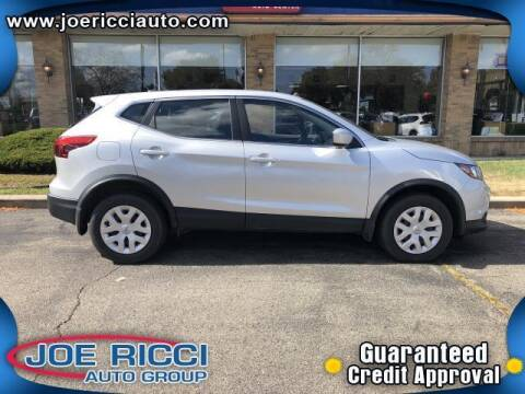 2017 Nissan Rogue Sport for sale at Mr Intellectual Cars in Shelby Township MI