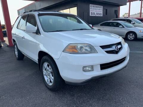 2005 Acura MDX for sale at JQ Motorsports East in Tucson AZ