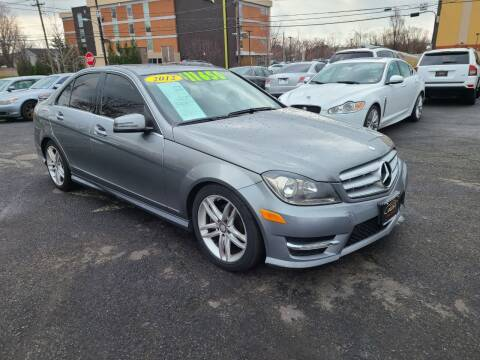 2012 Mercedes-Benz C-Class for sale at Costas Auto Gallery in Rahway NJ