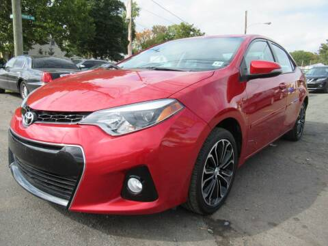 2016 Toyota Corolla for sale at PRESTIGE IMPORT AUTO SALES in Morrisville PA