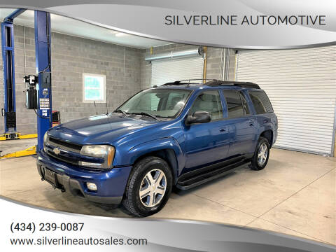 2005 Chevrolet TrailBlazer EXT for sale at Silverline Automotive in Lynchburg VA