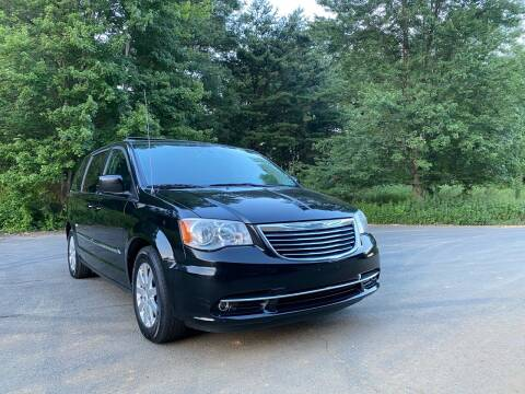 2013 Chrysler Town and Country for sale at Starz Auto Group in Delran NJ