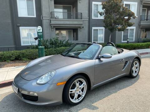 2006 Porsche Boxster for sale at Carpower Trading Inc. in Anaheim CA