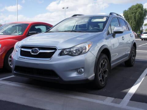 2014 Subaru XV Crosstrek for sale at CarFinancer.com in Peoria AZ
