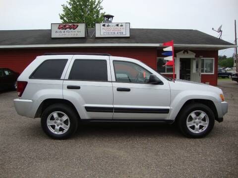 2006 Jeep Grand Cherokee for sale at G and G AUTO SALES in Merrill WI