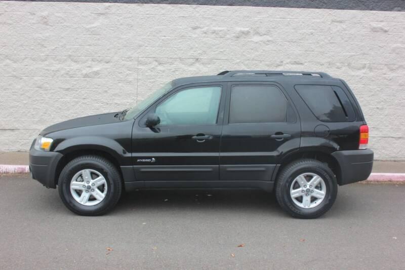 2007 Ford Escape Hybrid for sale at Al Hutchinson Auto Center in Corvallis OR