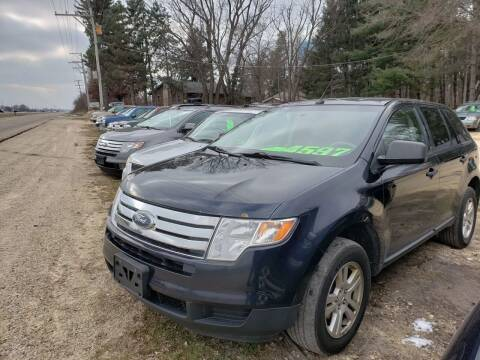 2008 Ford Edge for sale at Northwoods Auto & Truck Sales in Machesney Park IL
