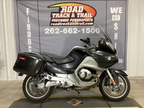 2011 BMW R 1200 RT for sale at Road Track and Trail in Big Bend WI