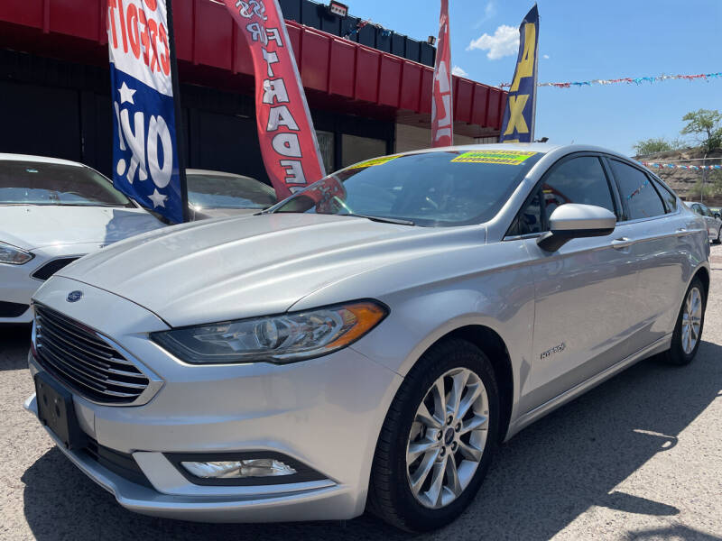 2017 Ford Fusion Hybrid for sale in Gallup, NM