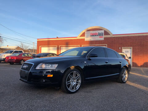 2008 Audi A6 for sale at Family Auto Finance OKC LLC in Oklahoma City OK