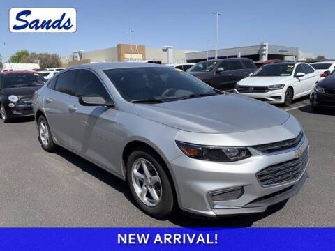 2018 Chevrolet Malibu for sale at Sands Chevrolet in Surprise AZ