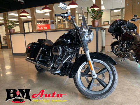 2016 Harley-Davidson Switchback for sale at B & M Auto Sales Inc. in Oak Forest IL