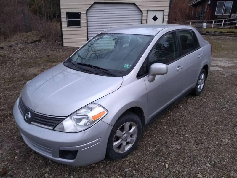 2009 Nissan Versa for sale at Seneca Motors, Inc. (Seneca PA) - WARREN, PA LOCATION in Warren PA