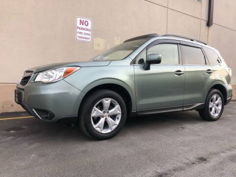 2014 Subaru Forester for sale at International Auto Sales in Hasbrouck Heights NJ