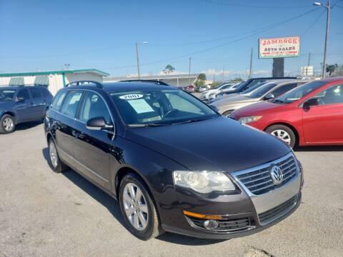 2007 Volkswagen Passat for sale at Jamrock Auto Sales of Panama City in Panama City FL