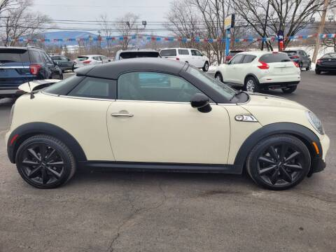2012 MINI Cooper Coupe for sale at MAGNUM MOTORS in Reedsville PA