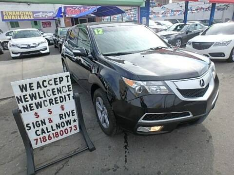 2012 Acura MDX for sale at Cedano Auto Mall Inc in Bronx NY