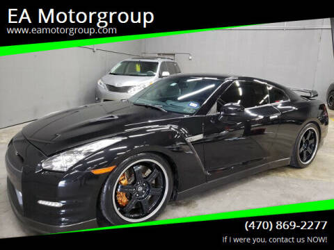 2012 Nissan GT-R for sale at EA Motorgroup in Austin TX
