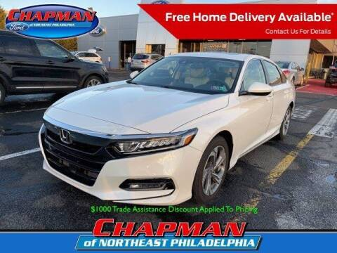 2020 Honda Accord for sale at CHAPMAN FORD NORTHEAST PHILADELPHIA in Philadelphia PA