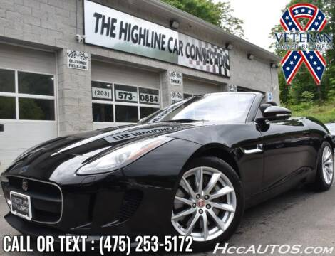 2017 Jaguar F-TYPE for sale at The Highline Car Connection in Waterbury CT