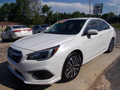 2018 Subaru Legacy for sale at High Country Motors in Mountain Home AR
