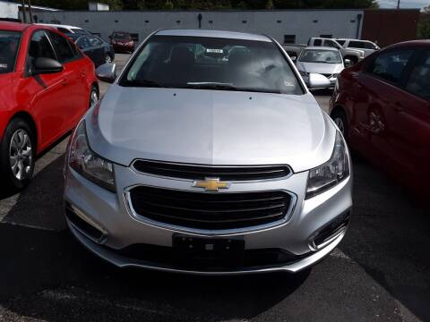 2015 Chevrolet Cruze for sale at Auto Villa in Danville VA