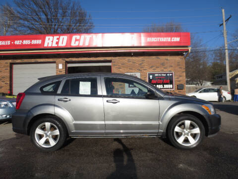 2011 Dodge Caliber for sale at Red City  Auto in Omaha NE