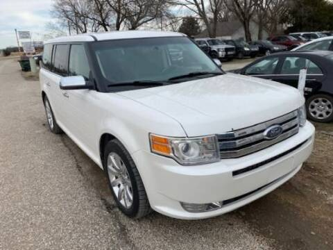 2010 Ford Flex for sale at Car Solutions llc in Augusta KS