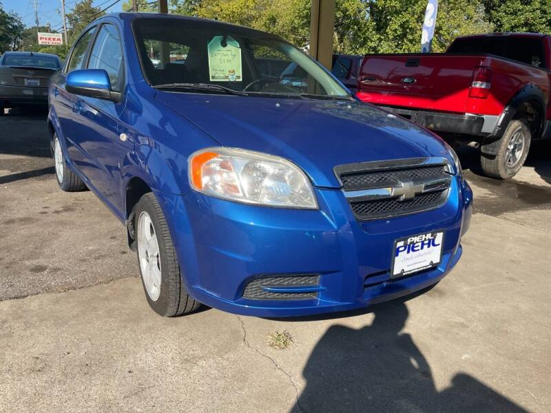 2007 Chevrolet Aveo for sale at King Louis Auto Sales in Louisville KY