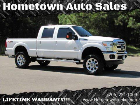 2016 Ford F-250 Super Duty for sale at Hometown Auto Sales - Trucks in Jasper AL