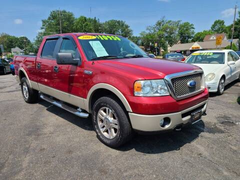 2007 Ford F-150 for sale at Costas Auto Gallery in Rahway NJ