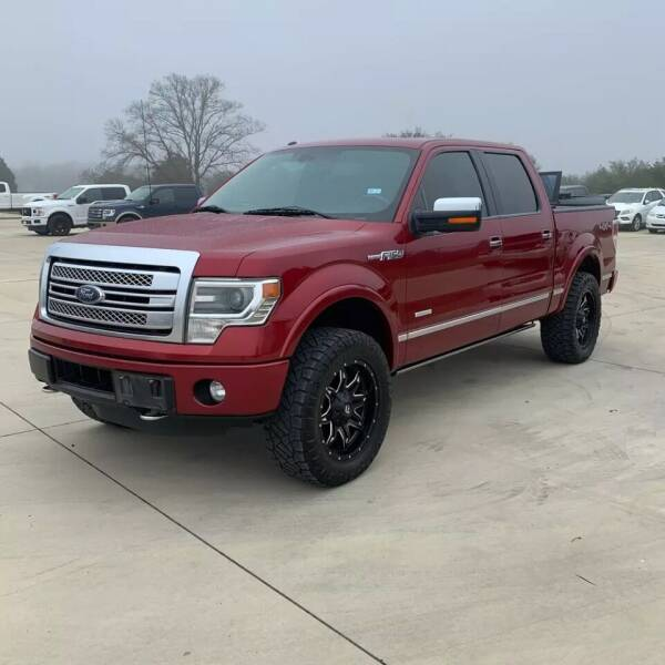 2014 Ford F-150 for sale at Crossroads Auto Sales LLC in Rossville GA