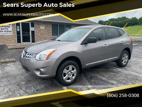 2013 Nissan Rogue for sale at Sears Superb Auto Sales in Corbin KY