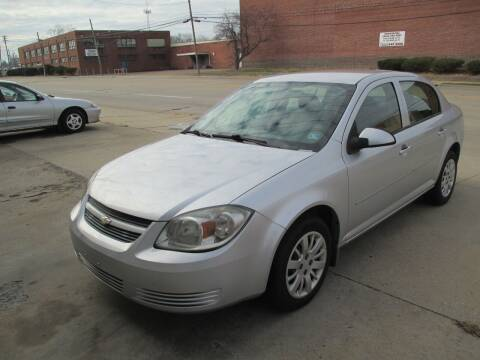 2010 Chevrolet Cobalt for sale at 3A Auto Sales in Carbondale IL