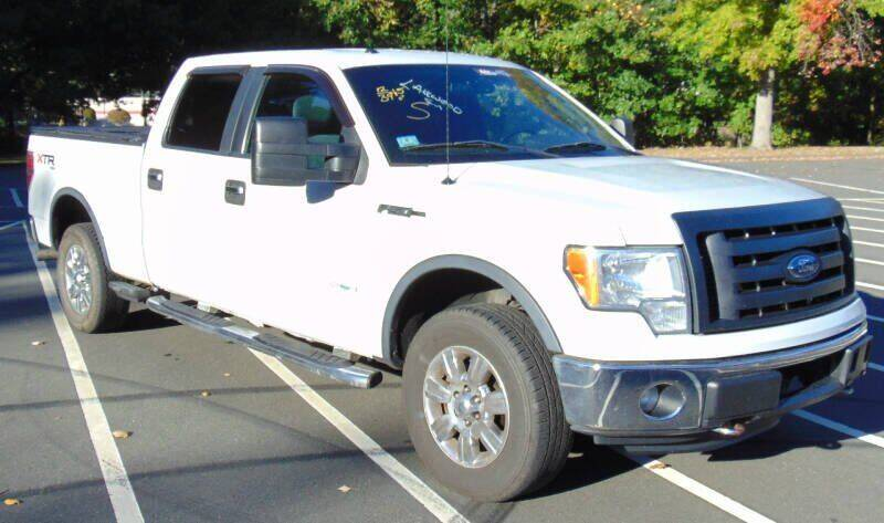 2012 Ford F-150 for sale at Lakewood Auto in Waterbury CT