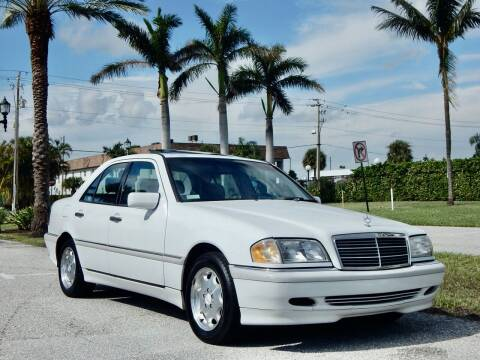 1999 Mercedes-Benz C-Class for sale at VE Auto Gallery LLC in Lake Park FL