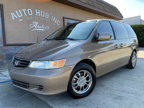 2004 Honda Odyssey for sale at Auto Hub, Inc. in Anaheim CA