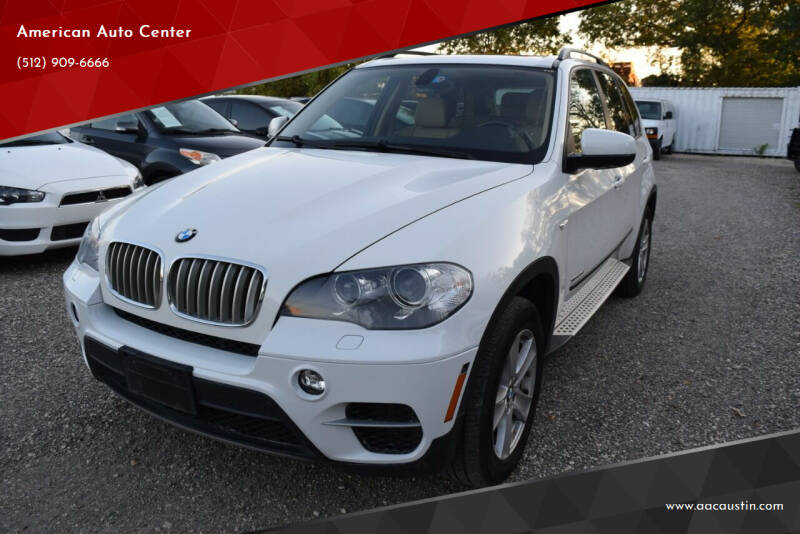2011 BMW X5 for sale at American Auto Center in Austin TX