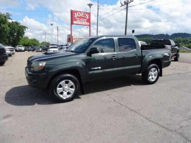 2011 Toyota Tacoma for sale at Joe's Preowned Autos in Moundsville WV