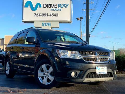 2012 Dodge Journey for sale at Driveway Motors in Virginia Beach VA